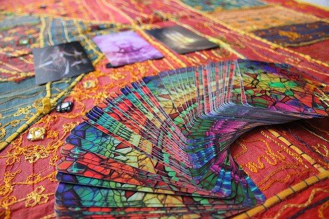 tarot angelske karte